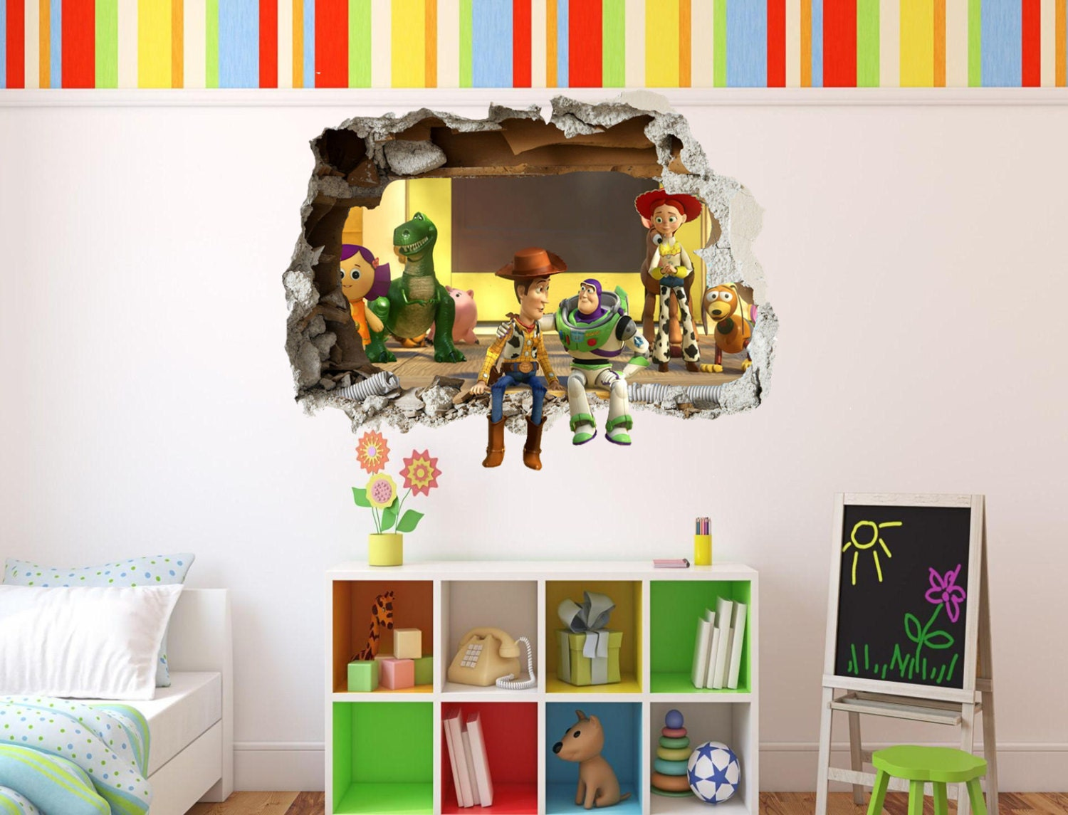 Toy Story 3d Wall Light : Funk N Toy Story Wall Decals : Funk This House