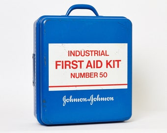 johnson & johnson industrial first aid case