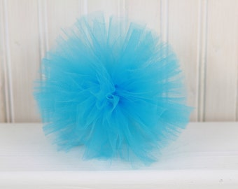 Aqua Party Pom Pom Weddings, Baby showers, Bridal Showers