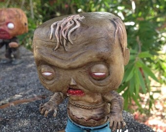 THE WALKING DEAD Custom Pop Funko Zombies