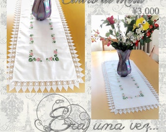 Centerpiece-once upon a time ... By Emilia