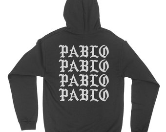 Sale- I Feel Like Pablo Hoodie, I Feel Like Pablo Paris Hoodie, Kanye West, The Life Of Pablo, Merch Yeezy, Season 3, Yeezus.