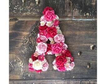 Custom Flower Letters - Medium *LIMITED TIME SALE*