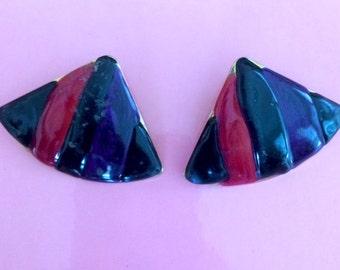 Vintage '80s Earrings