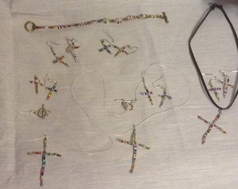 Honduras Fundraiser: Cross jewelry