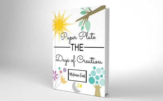Paper Plate the Days of Creation pdf eBook
