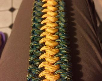 Mated Snake Knot bracelet.