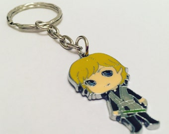 Star wars luke skywalker keyring