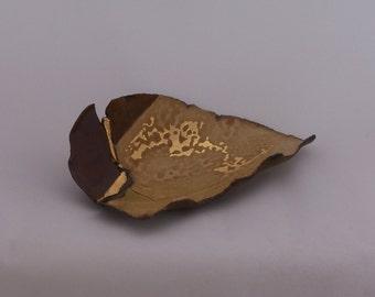Gold Leaf Shard