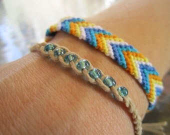Hemp Wish Bracelet - The Perfect Gift For Yourself Or A Loved One