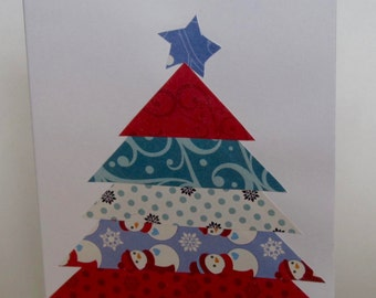 Christmas Tree Cards (Set of 2)