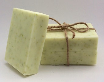 Lime & Coconut Handmade Bar Soap