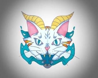 Blue Haze Kitten