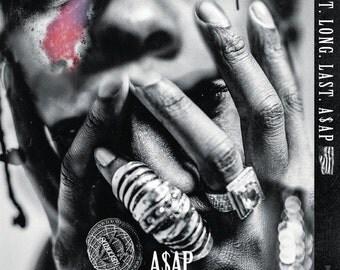 ASAP Rocky - At Long Last ASAP 2015 Rap CD - Brand New - Ships Worldwide