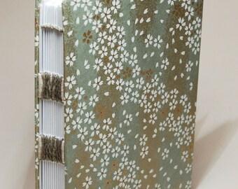 Handmade Blank Journal, one of a kind.