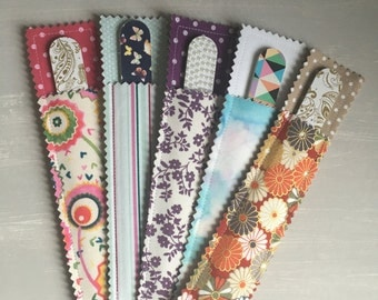 Nail File Covers