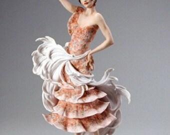 """Giuseppe Armarni """"Carman"""" Figurine"""