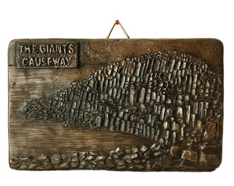 "Bronze Giants Causeway Hanging Decoration 4"" [TSF29]"