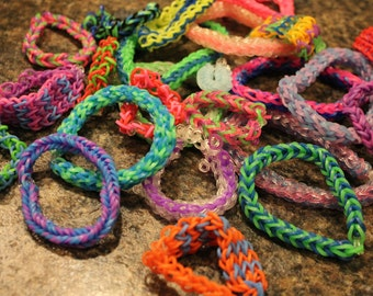 Loom Bracelets for NEDA