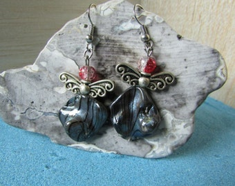 Handmade Earrings Angel