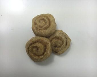 Cinnamon Bun Dog Treats~SAMPLE PACK