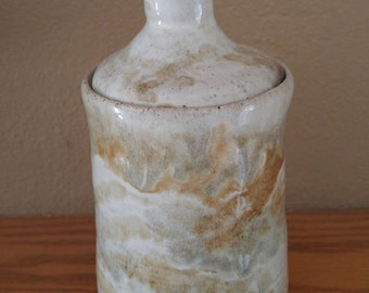 Large White Urn For Pet Ashes