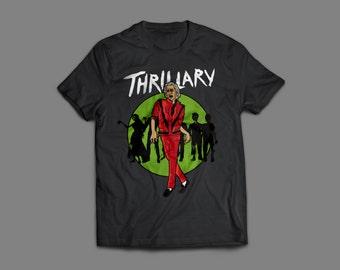 Thrillary Clinton