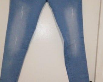 Jeans Levantacola strech