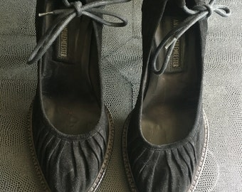 Retro Designer Shoes