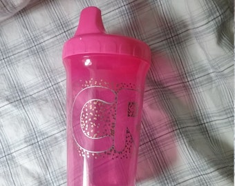 Monogram Sippy Cup