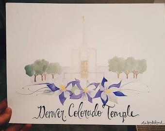 Denver, Colorado Temple
