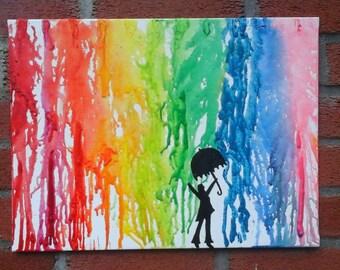 Rainbow Rain