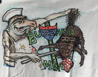 Buzzard Meat children's t-shirt