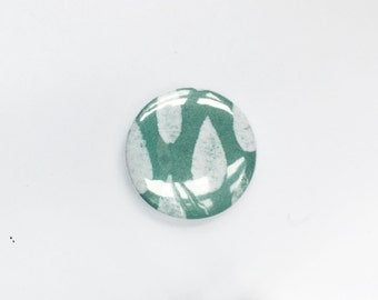 Blue Raindrops Flair Badge