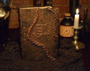 """Halloween Spell Book """"Transformation"""""""