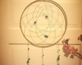 Turquoise Simple Dreamcatcher