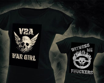 WAR GIRL - limited edition girls T shirt