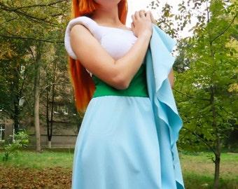 Thumbelina cosplay