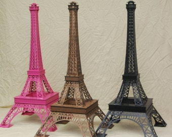 Eiffel Tower Centerpiece - 38 inch tall