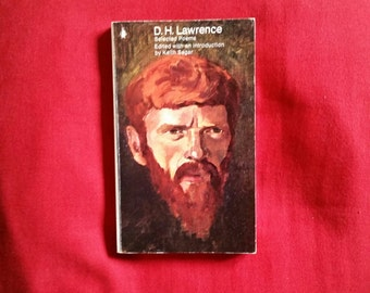 D. H. Lawrence - Selected Poems (Penguin Books 1973)