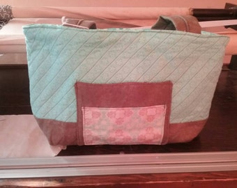 Hand bag with lots of pockets