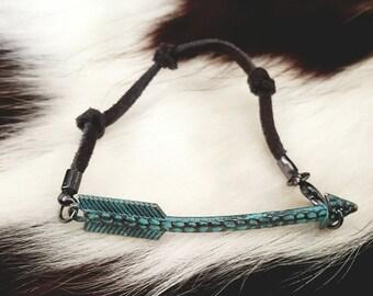 Western Arrow Bracelet