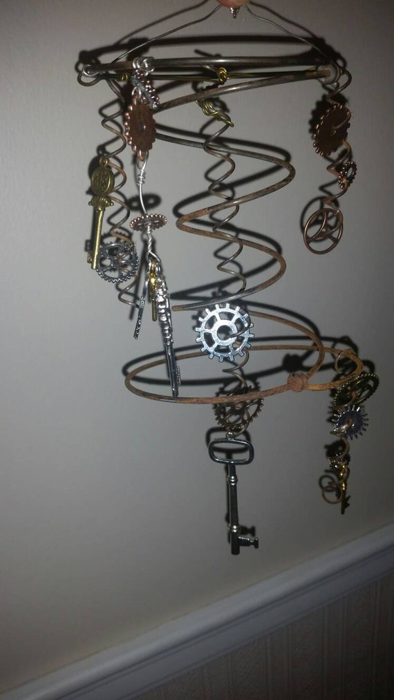 steampunk wire art for - photo #6