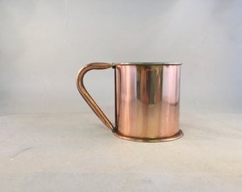 The Little Sipper Copper Mule Cup