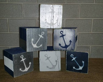 Anchor Decor, Nautical Decor, Navy Decor, Nautical, Nautical Decorations, Nautical Art, US Navy, Navy, Navy Mom, Anchor Art, Navy Art