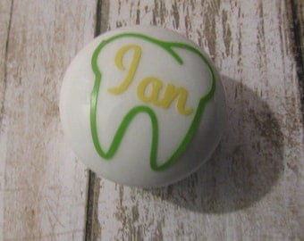 Tiny Tooth Keepsake Jar