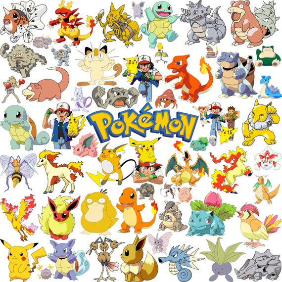 205 Pokemon Clipart Pokemon Go Clipart Pokemon Stickers