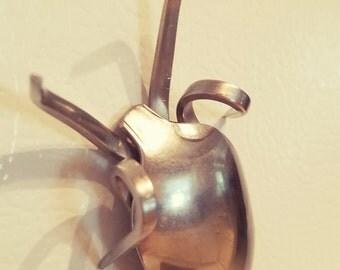 Handmade Spoon Bug Magnet