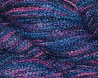 """Cotton Wave Yarn Hand-painted """"Esmerelda"""""""