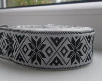 Vintage ribbon for sewing projects